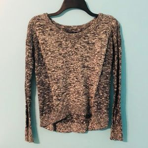 🔵American eagle sparkly sweater